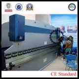 Marche à suivre de dépliement de WC67Y, presse en aluminium de plaque, machine de découpage de feuille de Mme