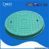 Coperchi di botola di plastica compositi a fibra rinforzata