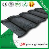 HPSの軽量の屋根ふき材料の平らな金属の石の上塗を施してある屋根瓦