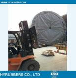 Tela Cinta transportadora de calor cemento resistente vertical u horizontal de transporte