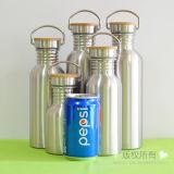 Agua de acero inoxidable Botella Botella Sport frasco de agua
