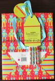 Robot DIY Crayon Gift Bag pour vacances et anniversaires