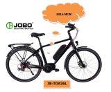Motocyclette électrique de montagne 700c avec moteur électrique moyen (JB-TDA26L)