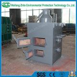 Incinerador animal de /Domestic do incinerador do corpo para o lixo