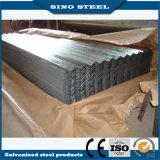 lamiera di acciaio ondulata galvanizzata larghezza di spessore 762mm di 0.3m