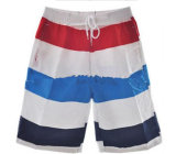 Hot Sale d'usure de la plage La conception personnalisée nager Trunk Board Shorts