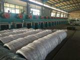 Materasso ad alto tenore di carbonio galvanizzato del collegare del ferro