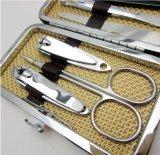 Reeks de van uitstekende kwaliteit van de Manicure van de Schoonheid van het Roestvrij staal 7PCS