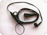 Trasduttore auricolare di Earbud per la radio bidirezionale con il trasduttore auricolare Earhook di alta qualità