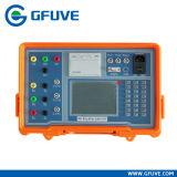 Vérification triphasée électronique de mètre d'énergie d'instrument d'essai et de mesure