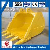 Compartimiento robusto y durable del excavador para el excavador de la retroexcavadora