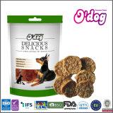 Pollo di Odog e chip sicuri del riso per gli ossequi della torba