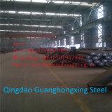 Barra rotonda dell'acciaio per costruzioni edili del carbonio per uso della macchina