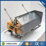 Macchina automatica di alluminio dell'intonaco del cemento del mortaio del gesso per la parete che intonaca e che rende