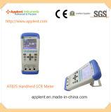 信号レベル0.6vrms (AT825)が付いている熱い販売手持ち型LCRのメートル