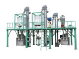 30-300ton / Día Máquina de molino de arroz completo Parboiled