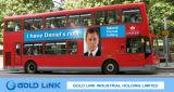 Bus Advertizing를 위한 접착제 PVC Film