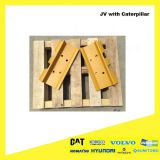 Komatsu Bulldozer Undercarriage Parts를 위한 크롤러 Bulldozer Steel Spare Part Single Grouser Track Shoe D155c