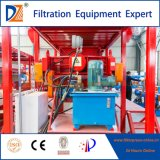 filtropressa automatica dell'alloggiamento di 1000mm per il trattamento di acqua di scarico