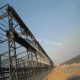 Строительный материал стальной структуры Prefabric для того чтобы построить завод по обработке