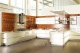 MDF Lacquer High Gloss Kitchen Cabinet della Cina con l'iso Standard