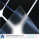 Bajo el hierro de 3,2 mm de telas de vidrio templado vidrio/Solar