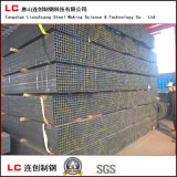 Highqualityの40mmx40mmx1.35mm Black Square Steel Pipe