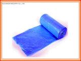 Мешки отброса HDPE пластичные с по-разному цветами