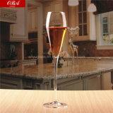 Cálice de cristal de alta qualidade de 200 ml, copo de vinho com entrega