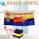 テリータオルの製造業者によって印刷されるビーチタオル