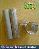 Filtre perforé de /Cartridge de filtre de maille d'acier inoxydable