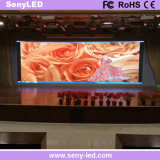 Pleine couleur Location d'intérieur de la publicité pour l'affichage de panneau à LED