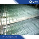 5mm lame ronde en verre trempé le verre trempé pour la construction
