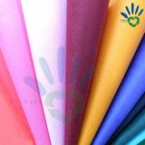 Tela impermeável colorida feita sob encomenda do Nonwoven dos PP Spunbond da fonte do fabricante