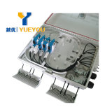Waterdichte Outdoor Fiber Distribution Box FTTH met PLC Splitter