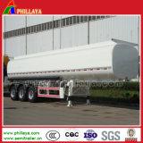 Tre assi di BPW 50000 litri dell'olio del serbatoio di rimorchio del camion