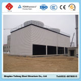 De prefab Bouw van de Garage van de Auto van de Structuur van het Staal van de Fabrikant voor Verkoop