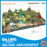 Castle Theme Kids patio interior (QL-3050A)