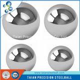 Stahlkugel des Kohlenstoff-AISI1045 AISI1010 für Peilung-Fußrollen