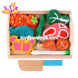 Новые популярные детей дошкольного возраста деревянная игрушка кухонные принадлежности для воспроизведения будто W10b200
