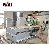 Corte de madeira contraplacada 2.5t Nesting Máquina Router CNC