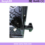 角度の調節可能な曲げられたビデオ壁のLED表示壁(P3.91mm)