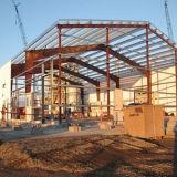 低価格の速いインストールプレハブの鉄骨構造の建物