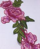 Flower Patch broderie populaire dentelle pour vêtement