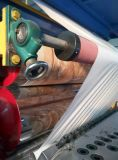 Plastik-Belüftung-Marmorvorstand-Strangpresßling-Maschine