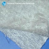 Brin de /Chopped/couvre-tapis continus de composé voile de polyester