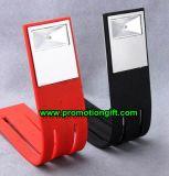 Abrazadera flexible de la luz de la libreta de LED
