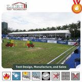 Sport-Zelt verwendet für Pferden-Reiten