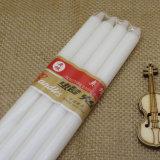 [24غ] [دريبلسّ] بارافين شمع طويلة بيضاء قدوم شمعة