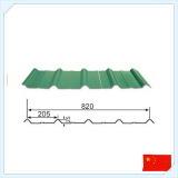 研修会のための着色された波形の屋根ふきの鋼板